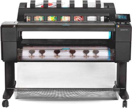 Plotter HP Designjet T1530 em Cuiabá - MT