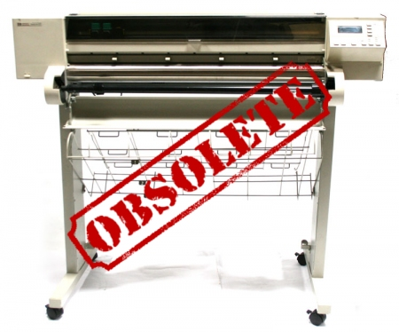 Descarte de Impressora Plotter antiga