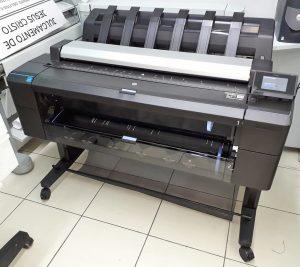 Impressora de Grande Formato Plotter HP Designjet T2530 eMFP