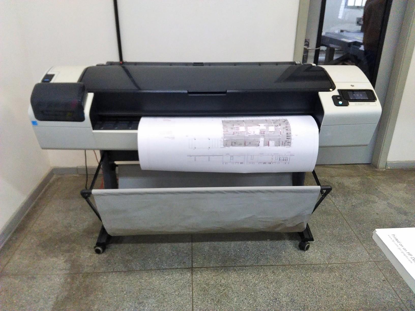 Plotter HP Seminovo vendido em São Paulo