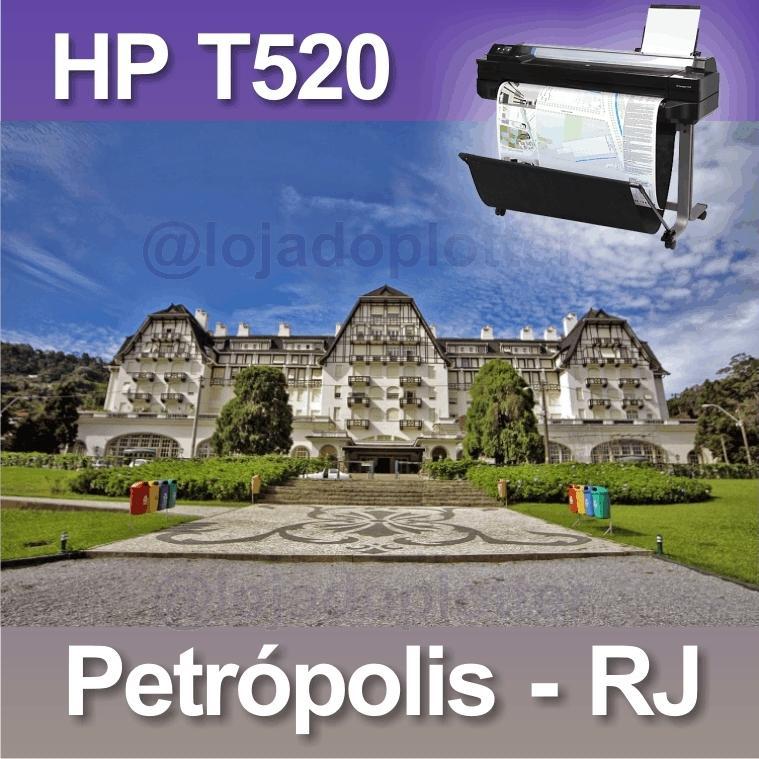 Plotter para Confecção em Petrópolis RJ HP T520