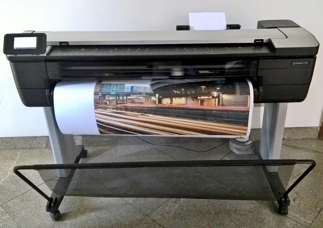 Plotter HP Designjet T830 - Multifunção Vendido em Governador Valadares, MG