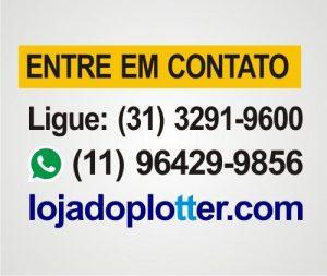 Entre em Contato com a Loja do Plotter (31) 3291-9600