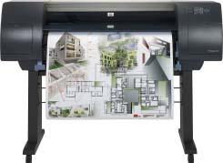Plotter HP Designjet 4000 e 4000ps