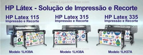 Plotter de Recorte HP