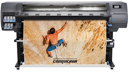 HP Látex 335 é uma impressora de Comunicação Visual, Impressão Digital,  Banners, Outdoor, Envelopamento de Veículos e Objetos. bb5d9b8e49