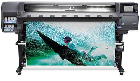 HP Látex 365 é uma impressora de Comunicação Visual, Impressão Digital,  Banners, Outdoor, Envelopamento de Veículos e Objetos. 72ebbd5c4e