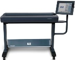 Scanner HP Designjet HD Scanner